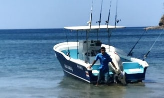 Fishing in La Cruz