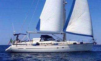 Charter 52' Cruising Monohull in Gaeta, Italy
