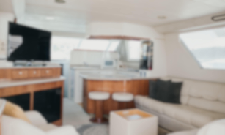 Luxury Yacht rental in Cancún