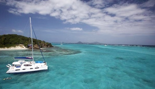 Enjoy The Great Grenada Sailing Experience!