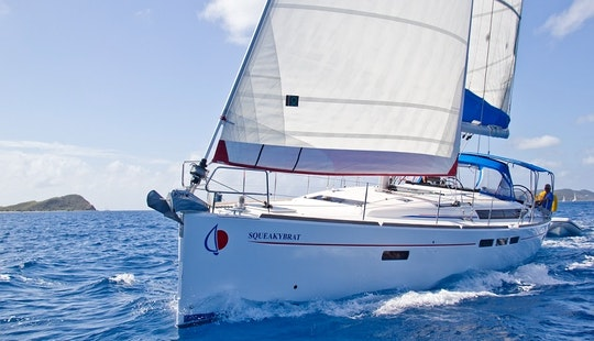 Book Sunsail 51 Cruising Monohull In Gros Islet, Saint Lucia