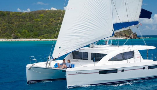 Discover The Spice Isle Of The Caribbean With 49' Cruising Catamaran