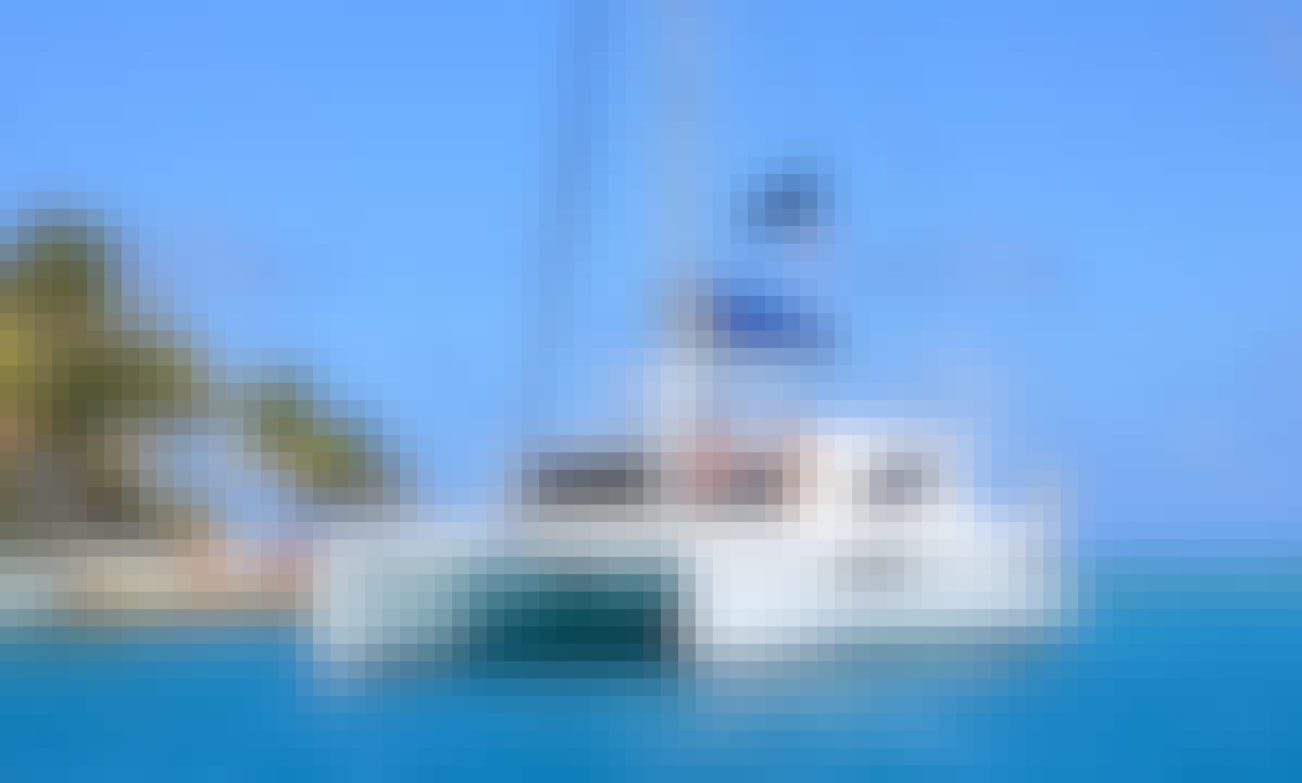 Fantastic 7 Day Cruise aboard 5 Cabins Sailing Catamaran in Saint George, Grenada