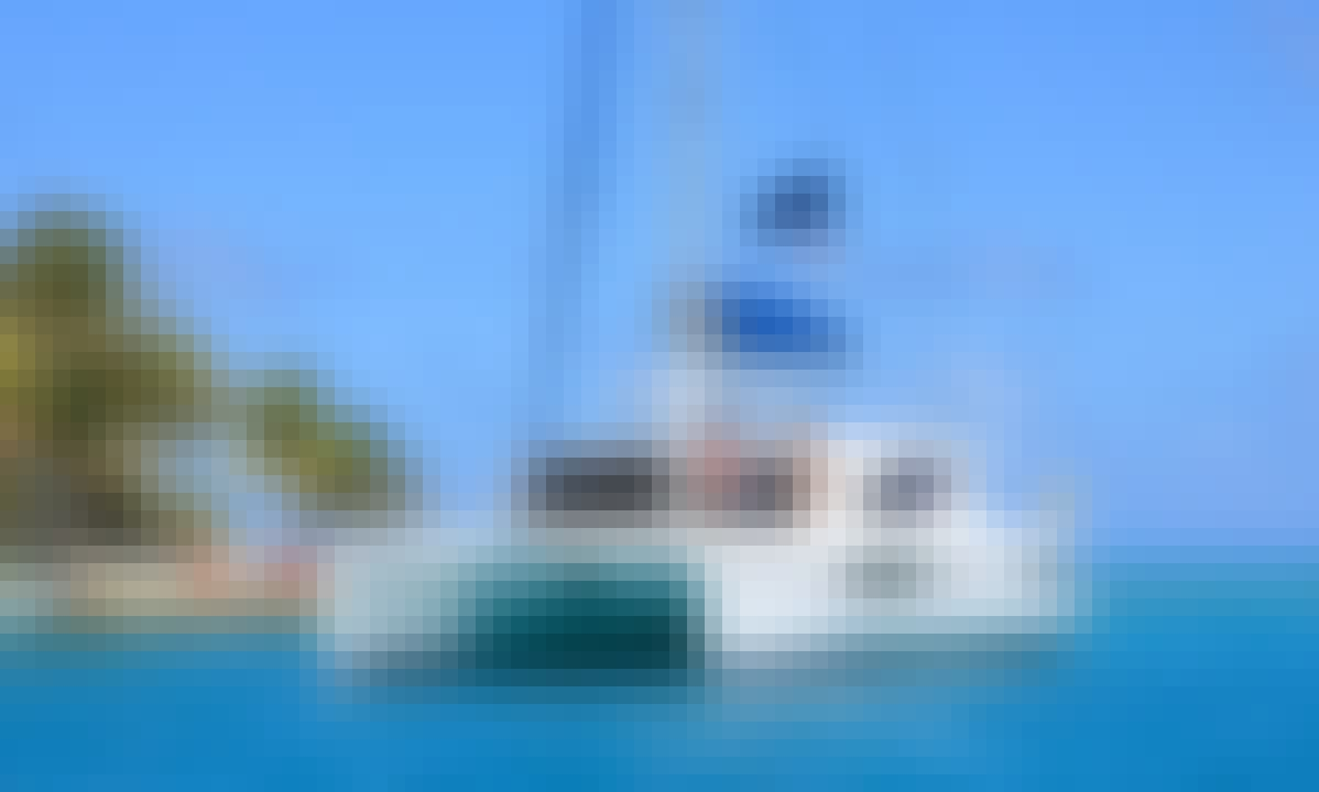 Fantastic 7 Day Cruise aboard 4 Cabins Sailing Catamaran in Saint George, Grenada