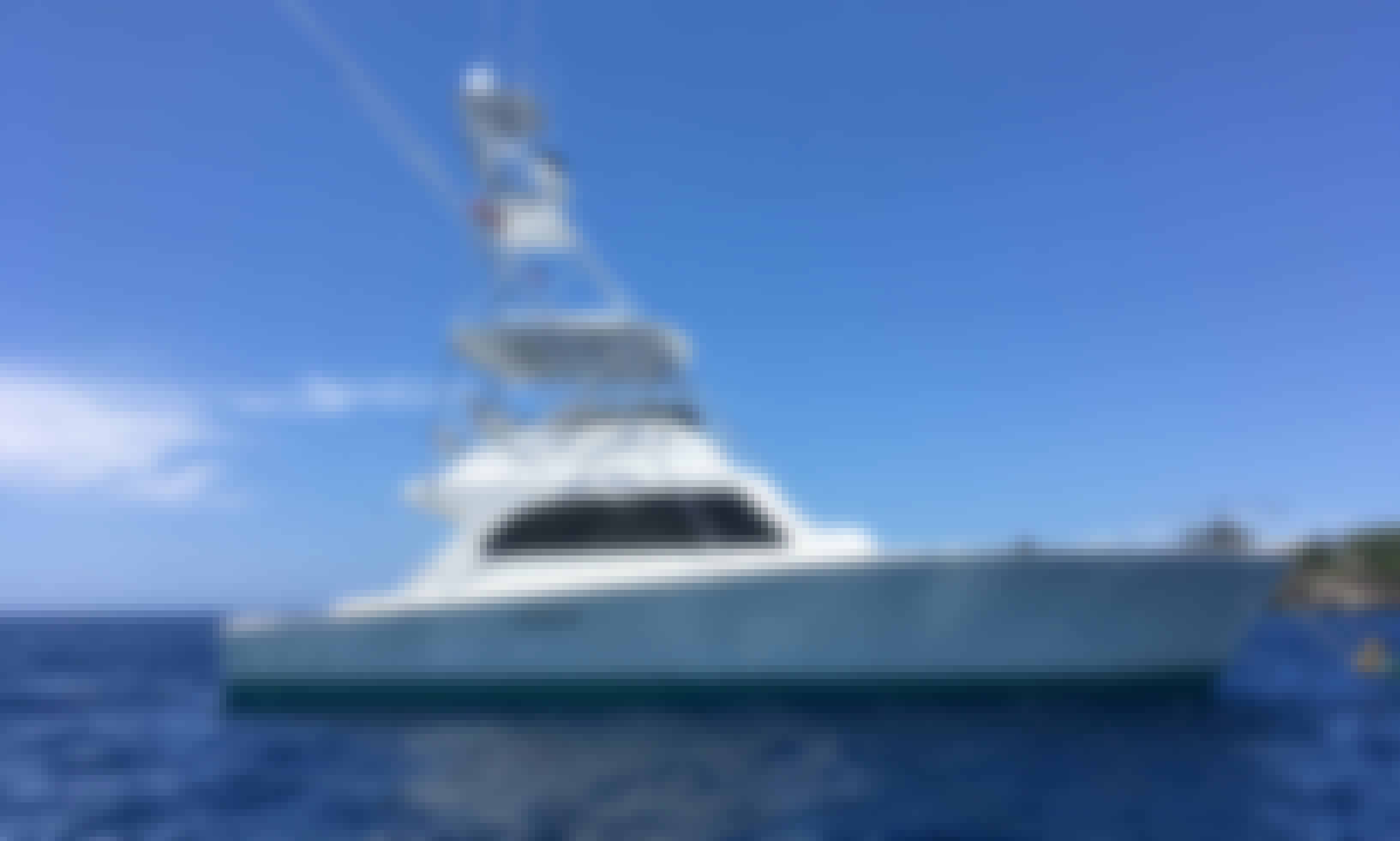 VIP All-Inclusive Luxury Deep Sea Fishing in the Cayman Islands