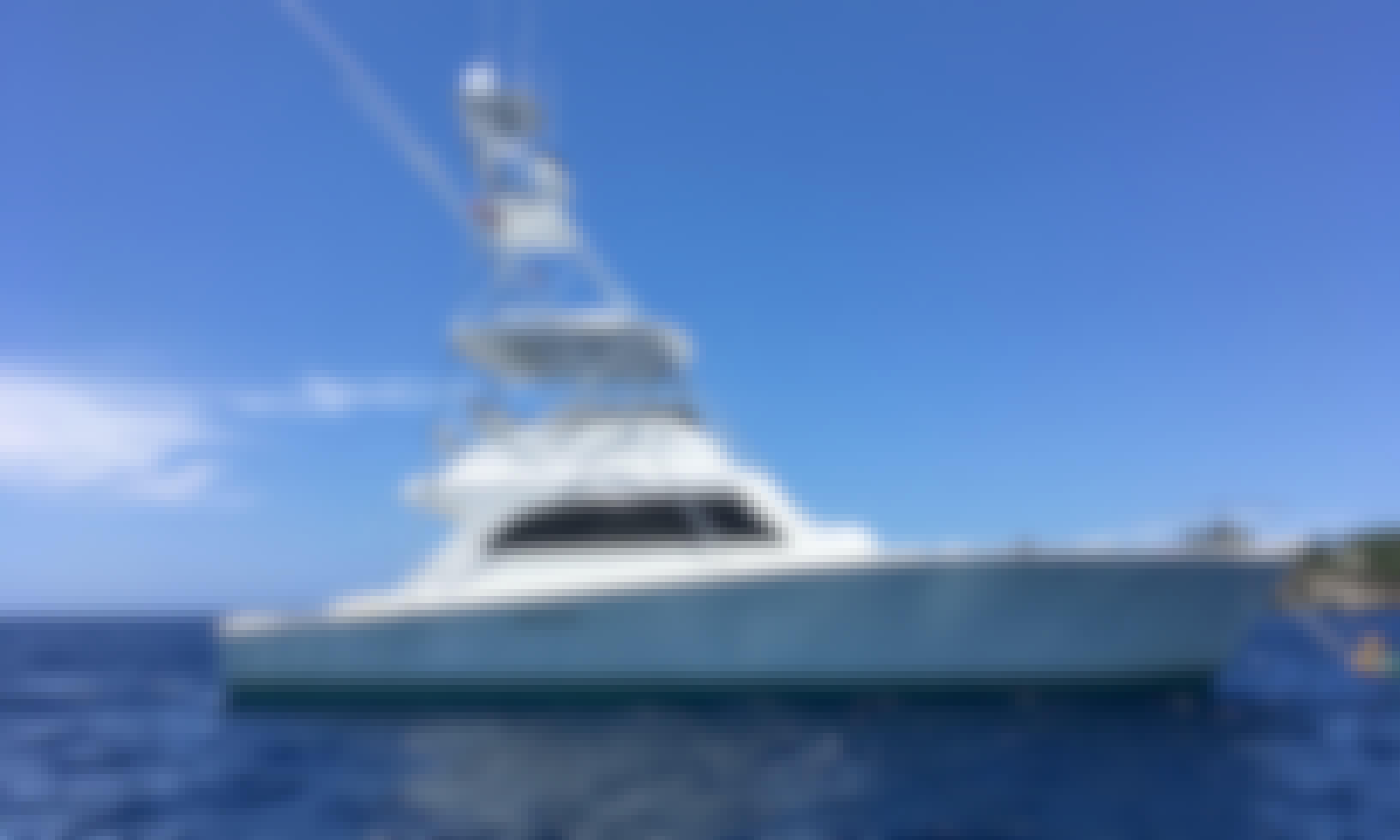 VIP All-Inclusive Luxury Deep Sea Fishing in the Cayman Islands