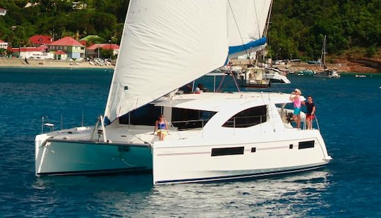 Leisurely Sail In St. Lucia With The