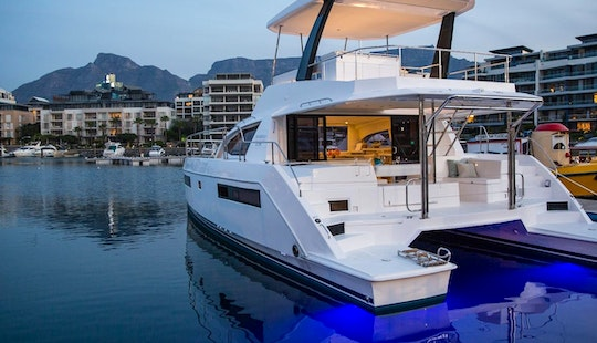 3 Cabin Power Catamaran Charter In Tortola, Bvi