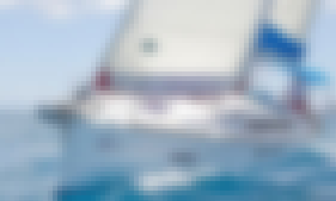 British Virgin Islands Cruise aboard a Gorgeous 41ft Cruising Monohull