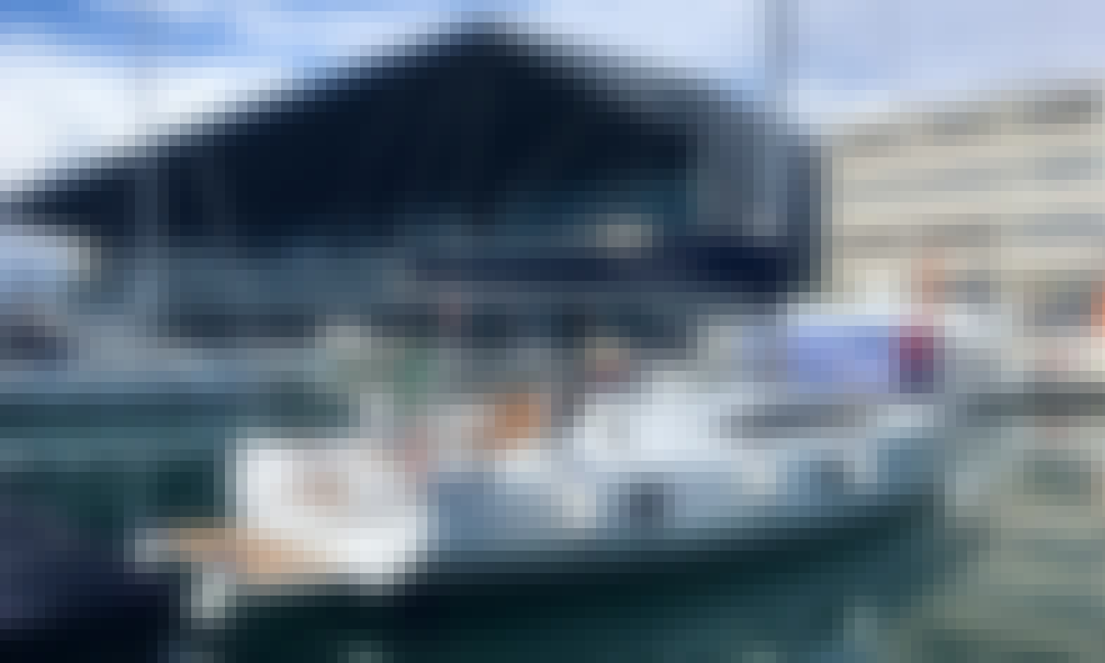 "Charter 41ft ""Calima"" Azuree 41 Sailing Yacht In Nettuno, Italy"