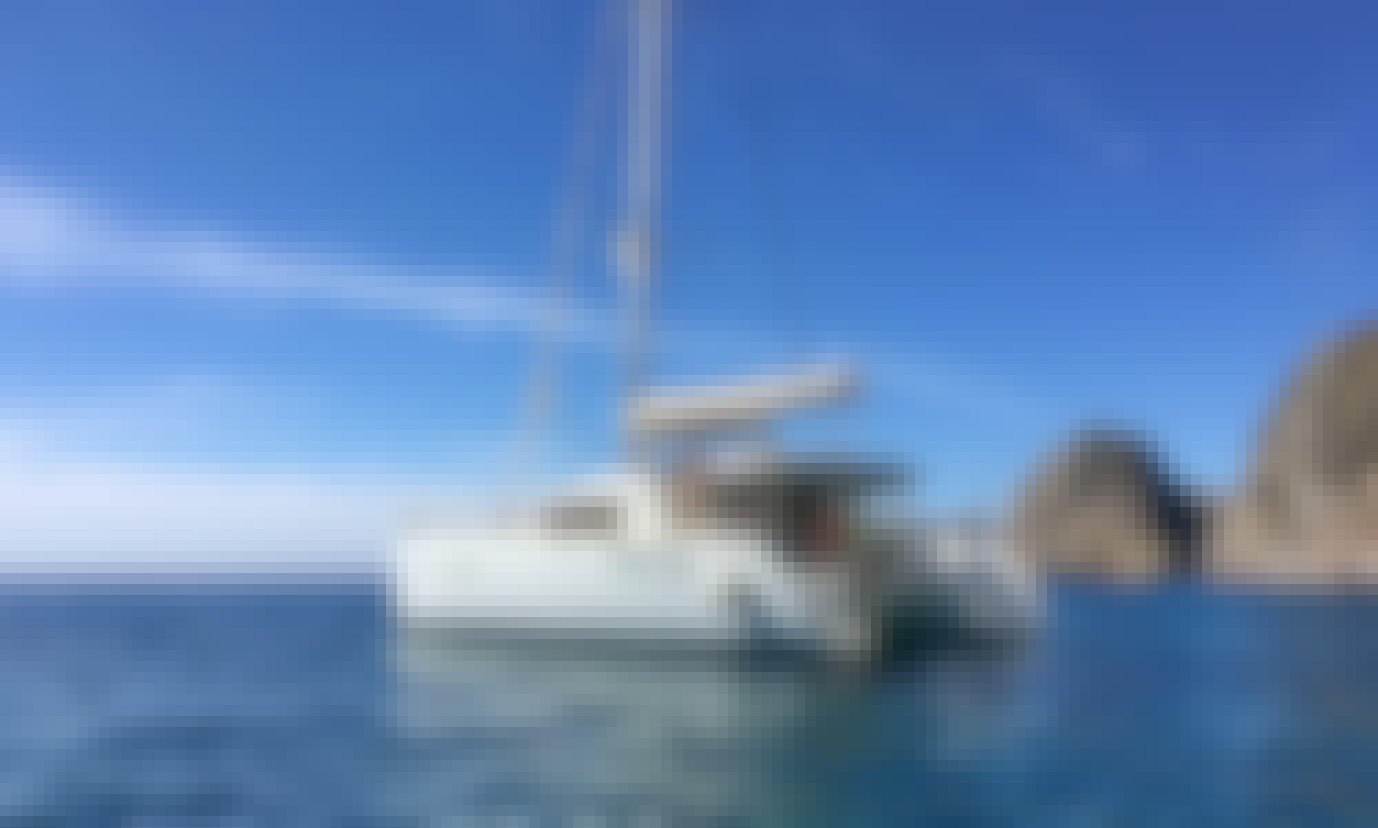 "Charter 40ft ""Nicholas"" Lagoon 400 S2 Sailing Catamaran In Nettuno, Italy"