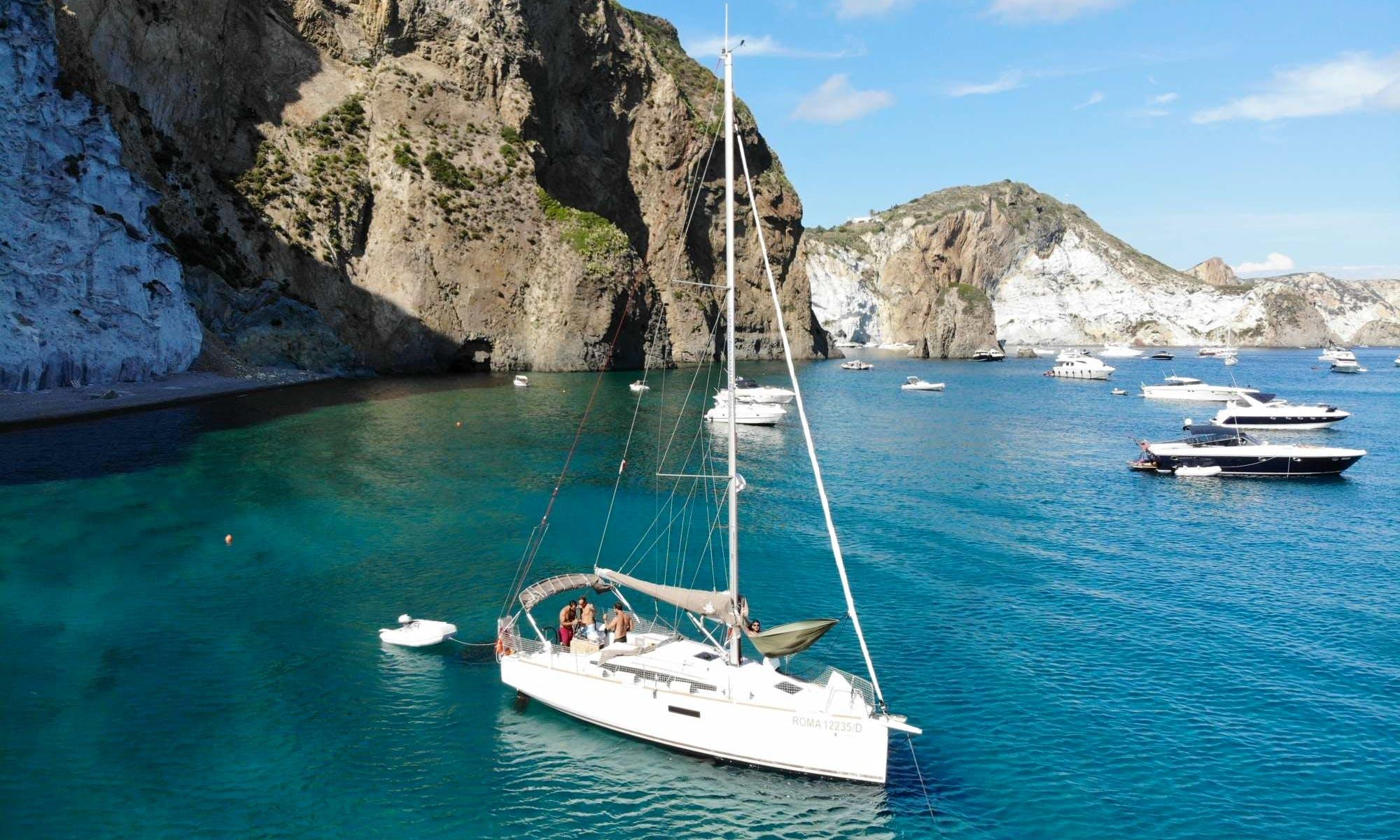 "Charter 34ft ""My Cloud"" Sun Odyssey 349 Sailing Yacht In Nettuno, Italy"