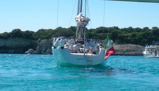 Rent 41' Jeanneau Cruising Monohull In Punta Ala, Italy