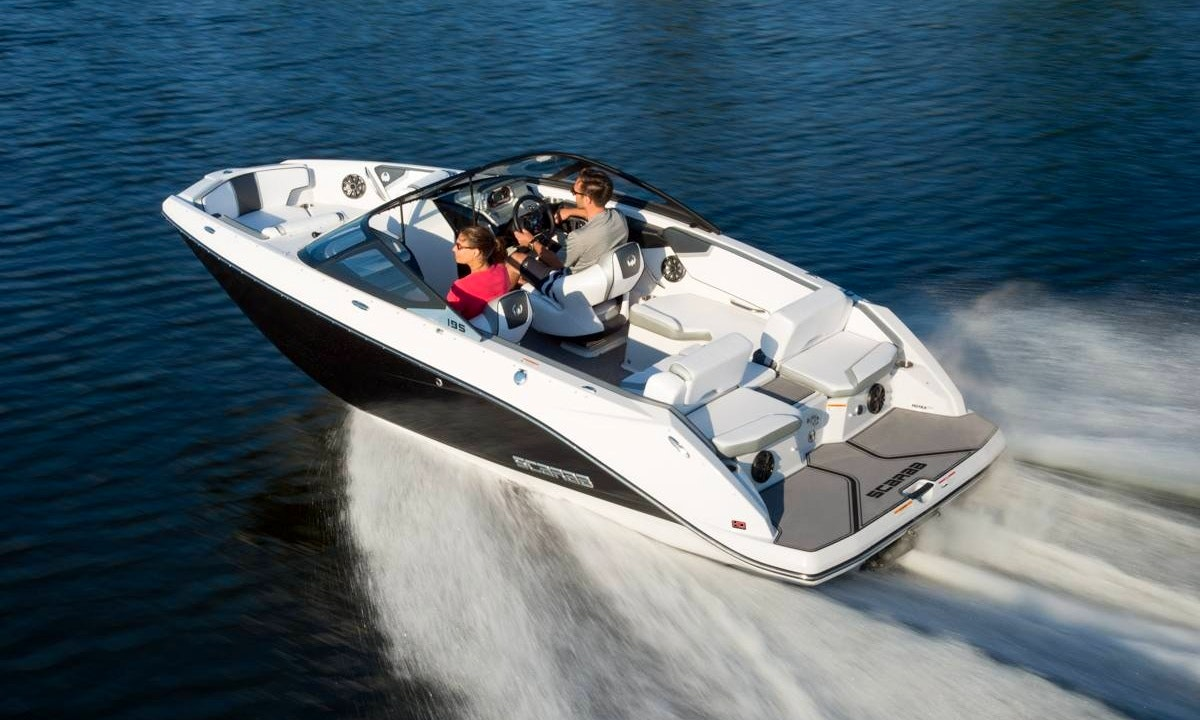 Scarab Jet Boat 250hp In North Fort Myers Cape Coral