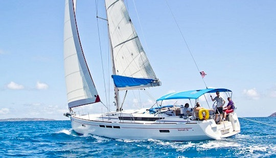 Remarkable Sailing Trip In Gros Islet, St. Lucia!