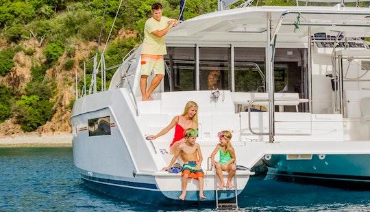 Incredible Sailing Adventure In Tortola, Bvi!