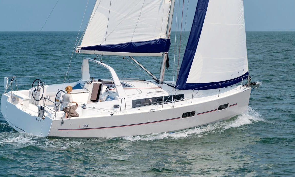 Navigate and Sail an Award-Winning Monohull in Placencia, Belize