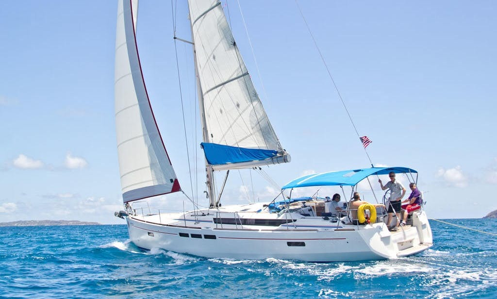 Scenic Sailing Trip in Saint George, Grenada!