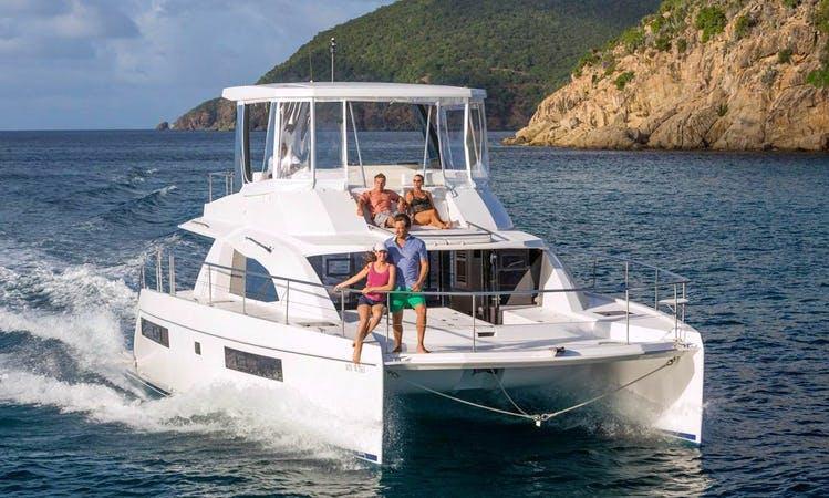 Fantastic Cruising Experience In Tortola, British Virgin Islands