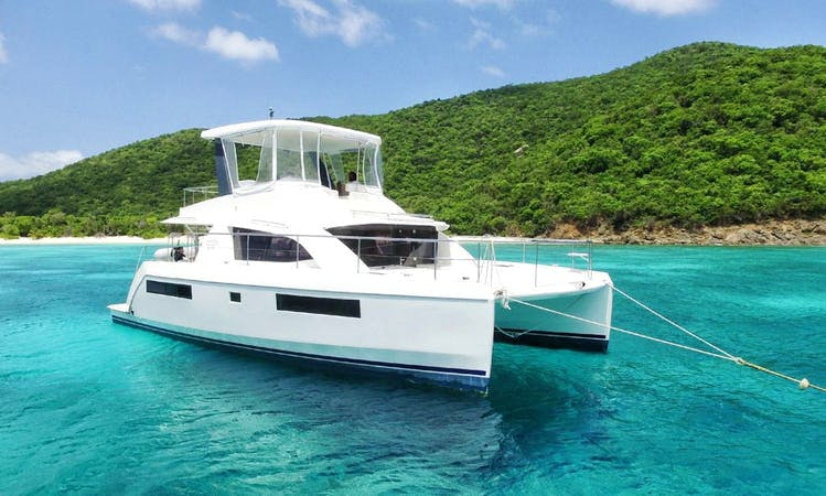 Enjoy a Relaxing Sailing Adventure in Tortola, BVI!
