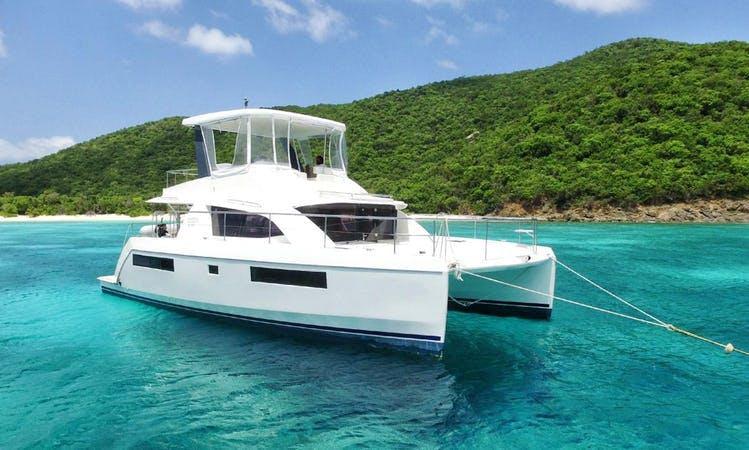 Enjoy a Relaxing Sailing Adventure in Tortola, BVI!