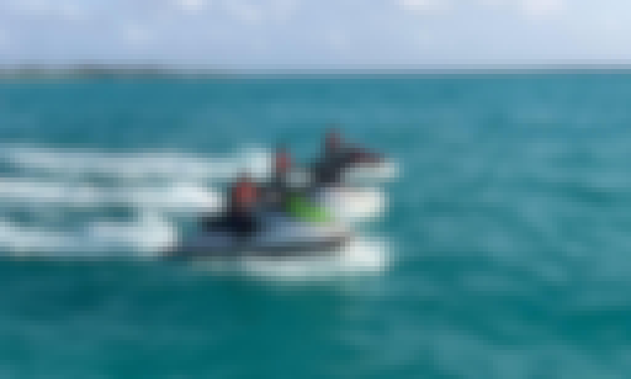 Jet Ski Rental in Kelaa, Maldives