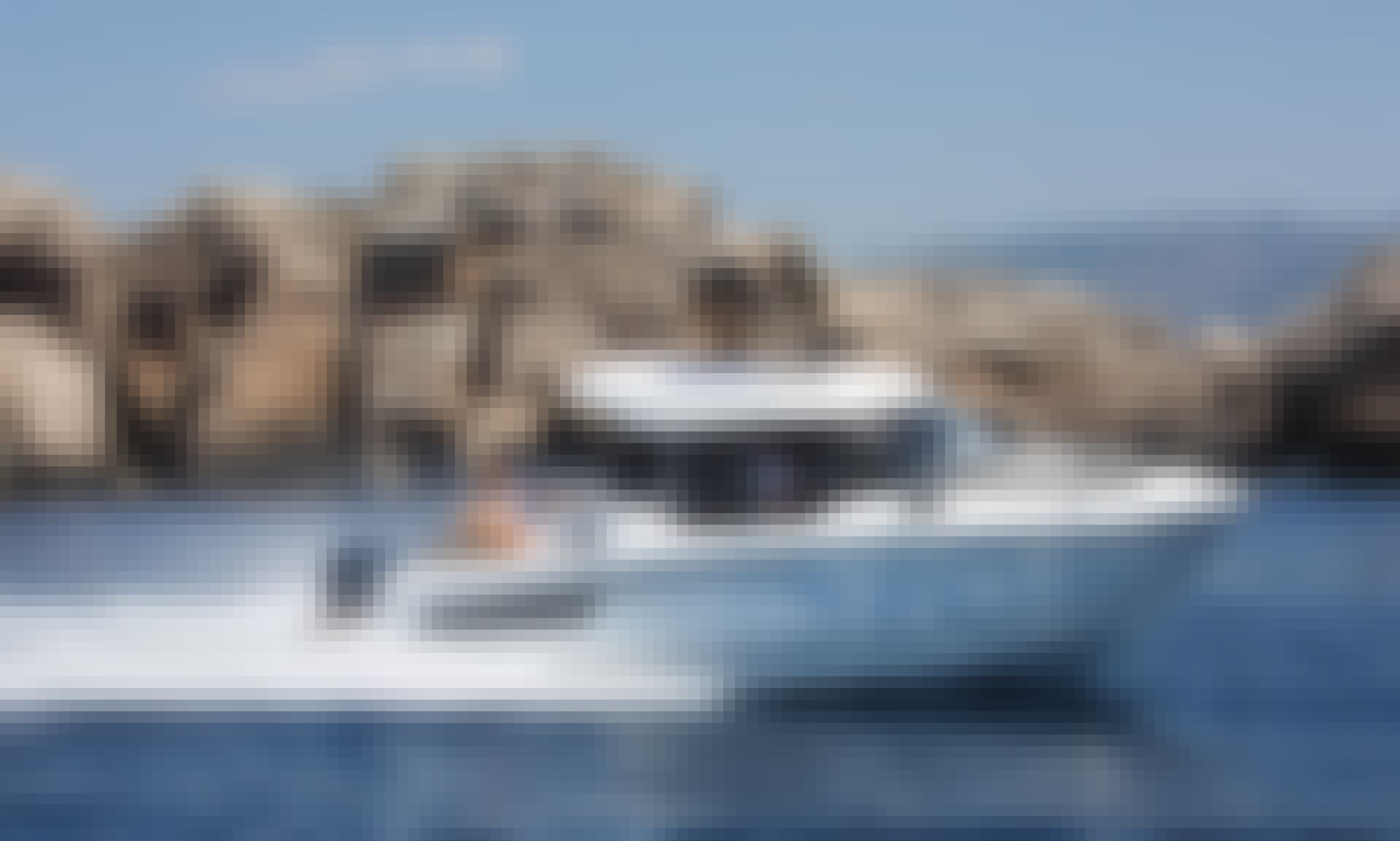Merry Fisher 795 Cuddy Cabin Yacht in Sumartin, Croatia
