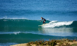 Learn To Surf With The Experts in Netanya, Israel