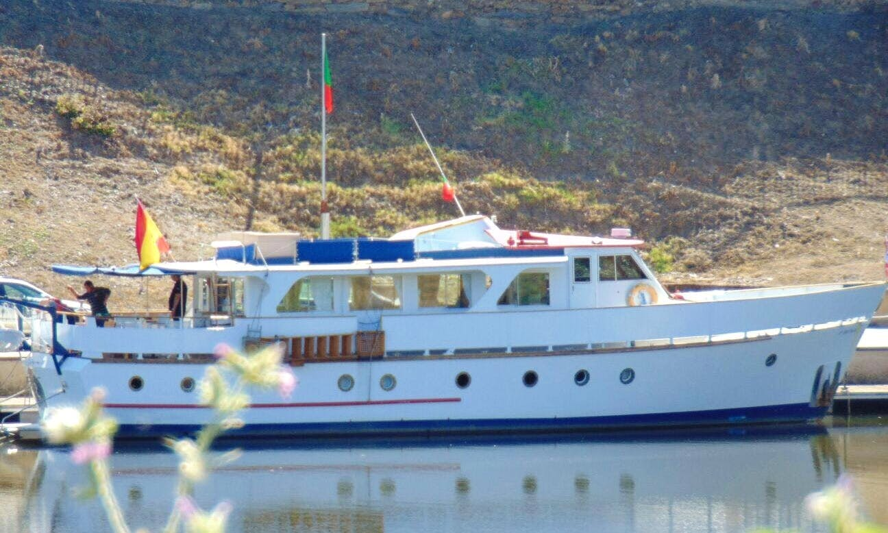 61' Motor Yacht Charter in Vigo, Spain