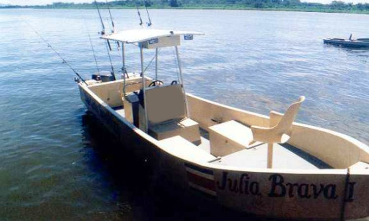 Enjoy Fishing in San Carlos, Nicaragua on Center Console