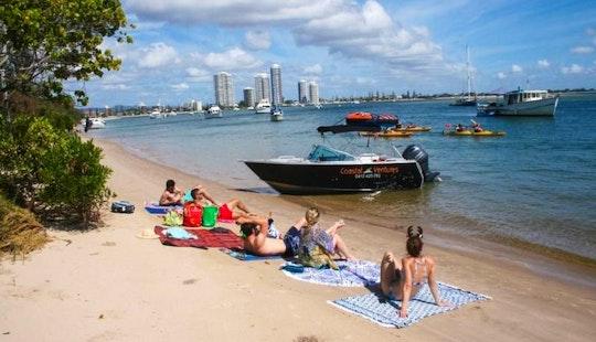 Hire 18' Tsunami 5500 Bowrider In Gold Coast, Australia