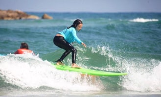 Private Surf Lessons and Surfboard Rentals in Tel Aviv-Yafo, Israel - Galim Surf School