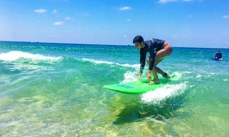 King of the Waves! Golesh surf school - Private Surfing Lessons In Tel Aviv, Israel!