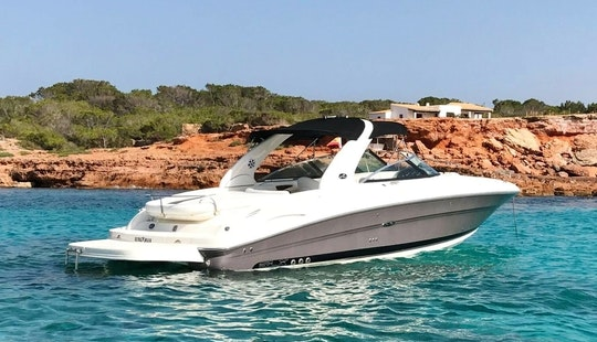 Sea Ray 295 Slx Motor Yacht With Skipper In Ibiza