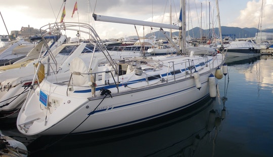 Professionally Maintained Bavaria 42 Cruising Monohull In Ibiza