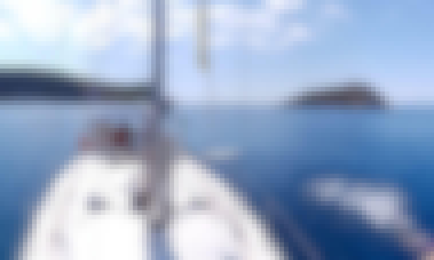 "Sailing on 36ft Luxurious Yacht ""Thelmagic"""