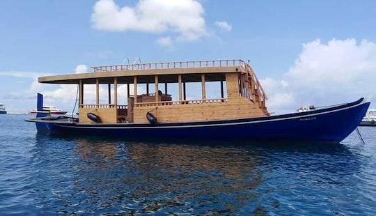 Sundeck Boat Charter  In Malé, Maldives