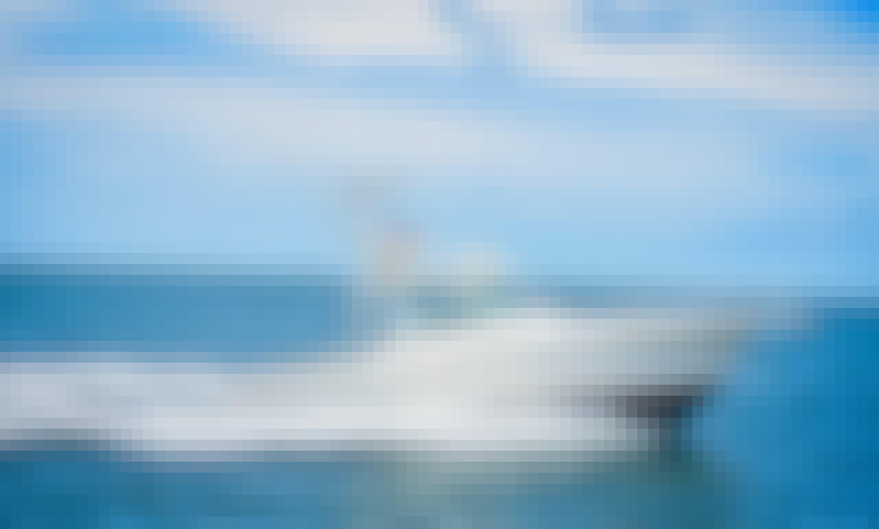 LUHRS 36 / Fishing Boats rental in Puerto Vallarta