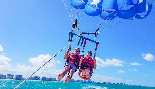 Parasailing & Banana Boat Rides In Puerto Rico