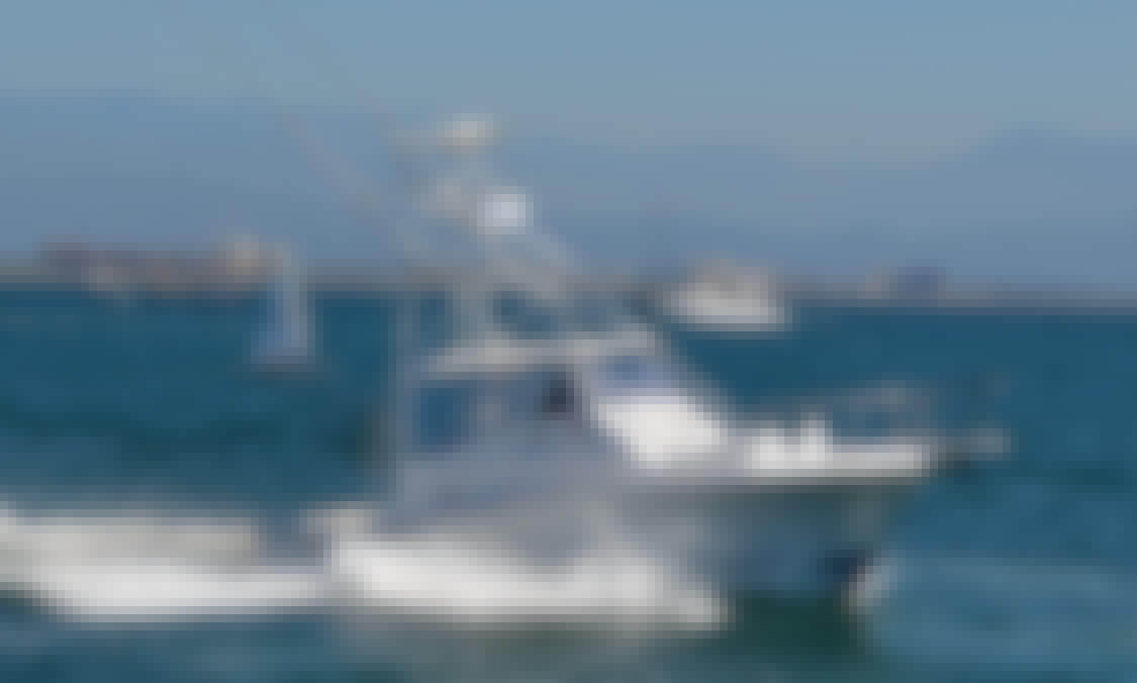 PACIFICA 34 / Fishing Boats rental in Puerto Vallarta