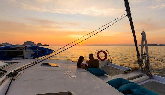 Cruising Catamaran Rental In Krabi