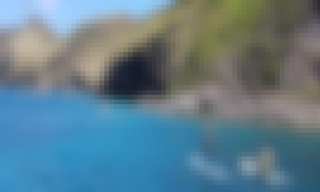 SUP Paddle Board & Snorkel Adventure Tour