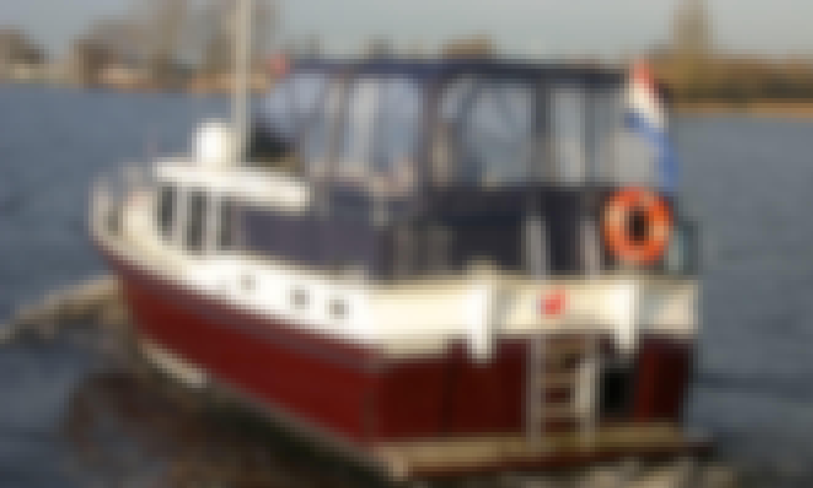 Charter Privateer 37 Motor Yacht Rental in Terherne, Netherlands