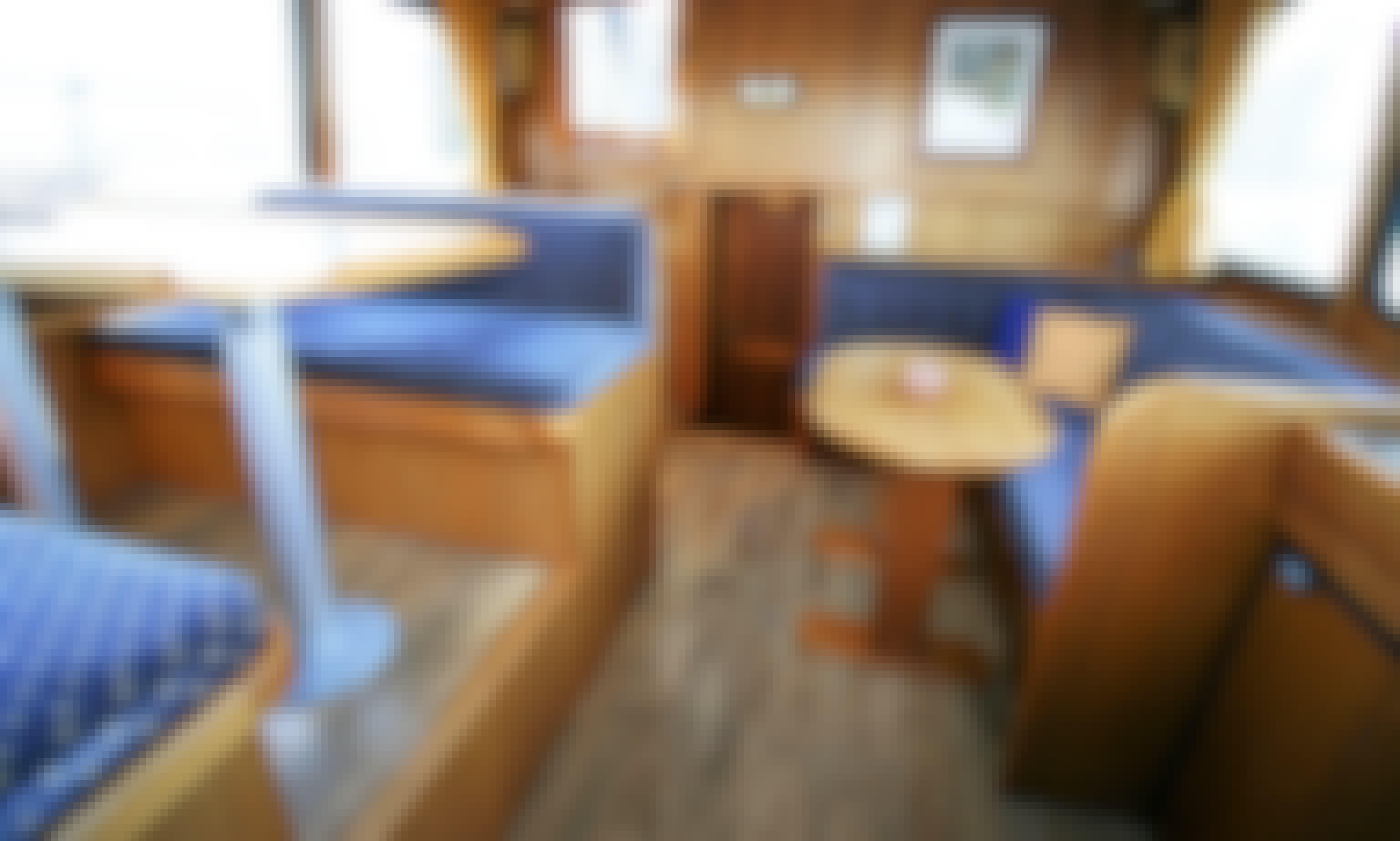 Charter Valk-Content 1300 Houseboat in Terherne, Netherlands