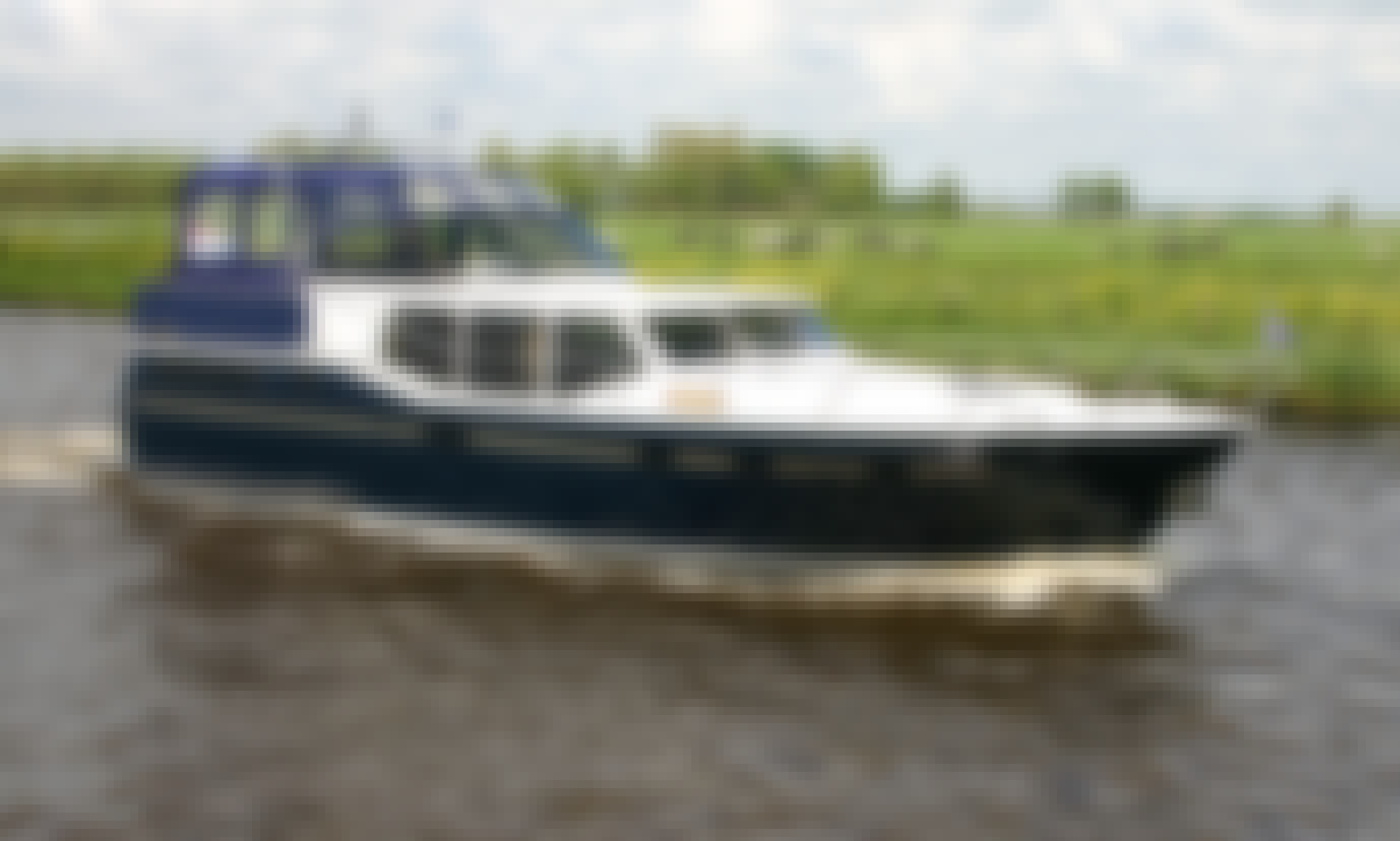 Charter a Memorable Houseboat on Vacation in Friesland, Netherlands