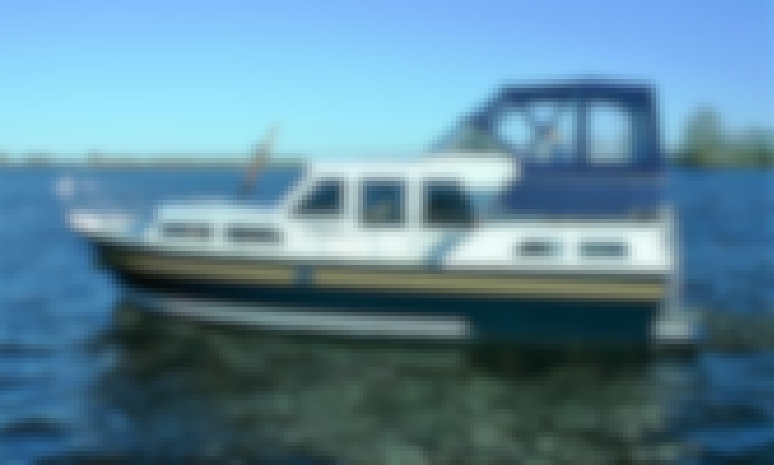 Aquanaut 1000 Motor Yacht Rental in Terherne