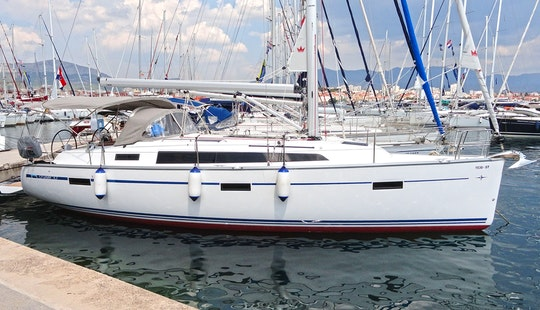 Brand New Bavaria Cruiser 37, Split, Croatia
