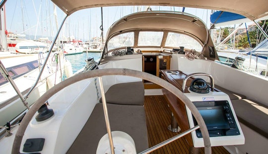 Bavaria Cruiser 41, Sailing Yacht, Split, Croatia
