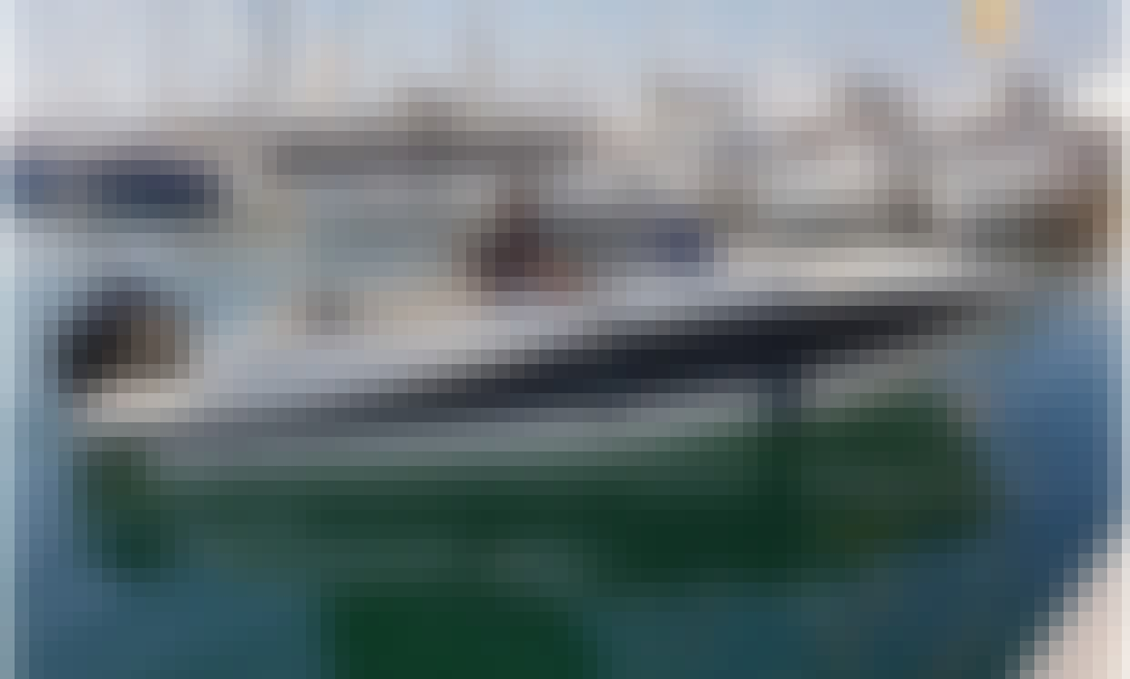 Quicksilver 755 ACTIV Open for hire in Trogir or Split
