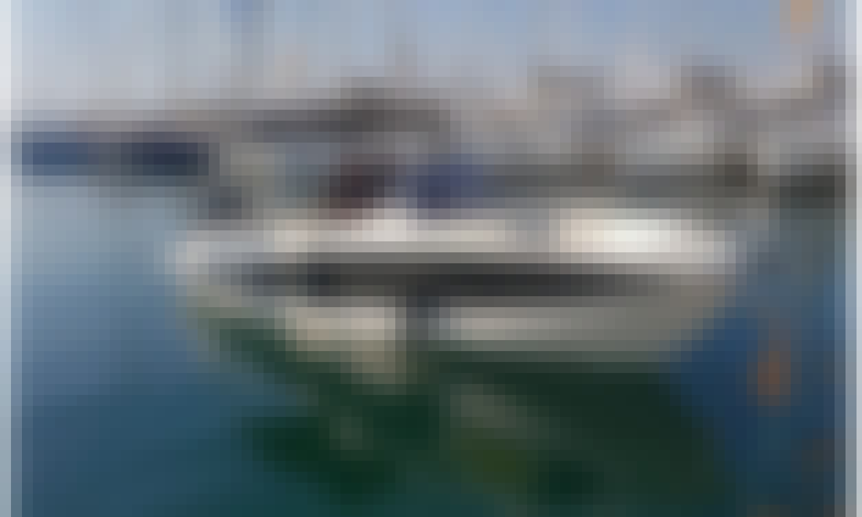 Quicksilver 755 Activ Open Boat Rental in Trogir and Split